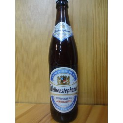 Weihenstephaner sin alcohol
